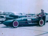 BILL BARBOUR DRAGSTER