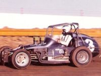 JIM RIGGINS ON TRACK AT MIDWEST #3