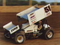 PHIL DURST OWNED KASEY KAHNE SPRINTER
