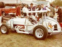 WILBUR HECKE 1971 KEARNEY PITS (PICTURE 2)